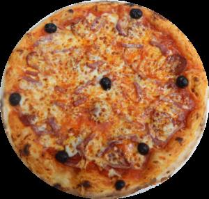 Pizza 3 Jambons