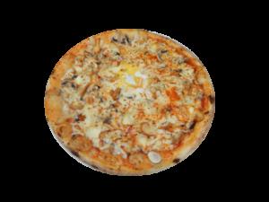 Pizza Bérichonne
