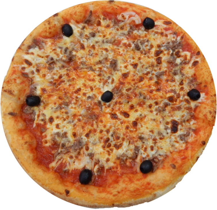 Pizza Campagnarde
