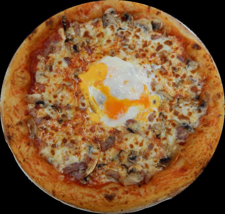 Pizza Campagnarde