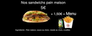 section sandwich